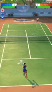 対戦プロテニス-スマッシュ