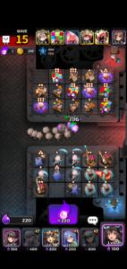 無限ディフェンス攻略